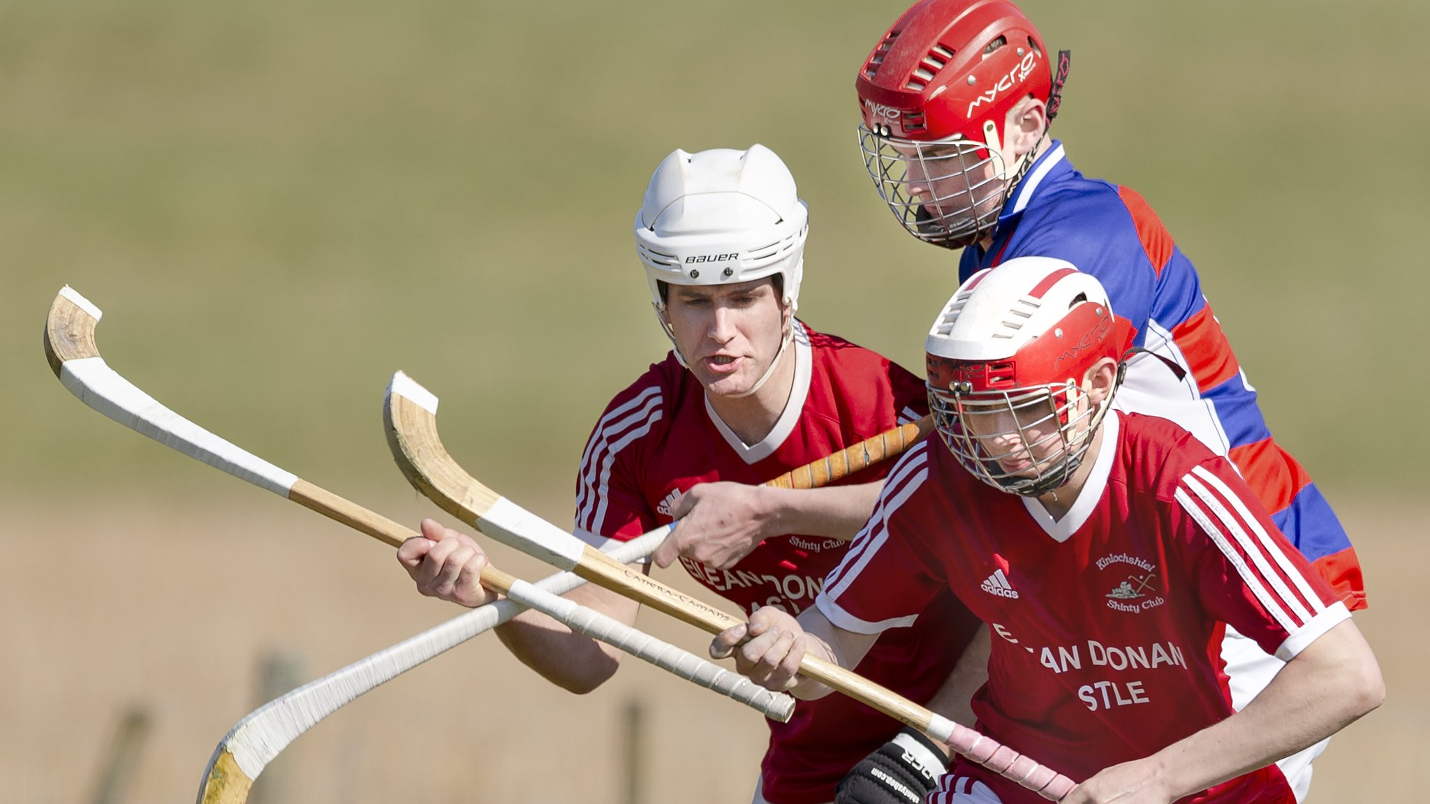 Shinty: Kingussie beat Kinlochshiel to go top as Lovat lose to Newtonmore