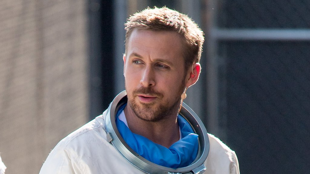 Ryan Gosling astronaut movie to open Venice Film Festival