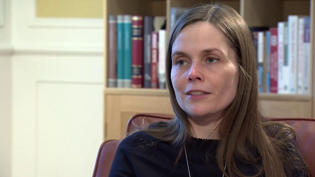 Iceland PM on equal pay: It doesn't just happen by sitting and waiting