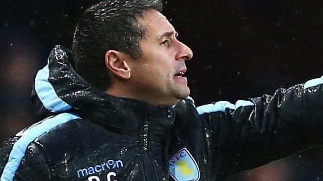 Aston Villa's Remi Garde