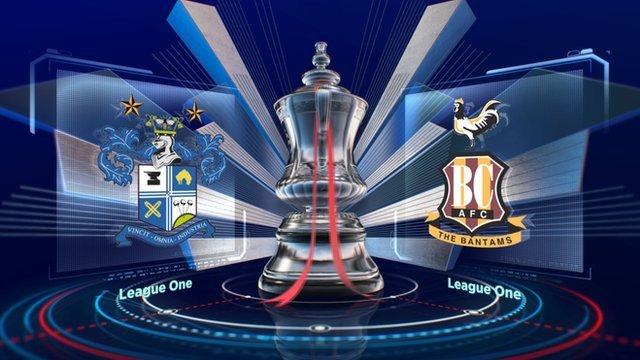 Highlights: Bury 0-0 Bradford