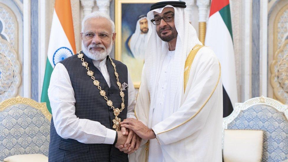 मोदी को यूएई में सर्वोच्च सम्मान पर पाकिस्तान में कड़ी प्रतिक्रिया