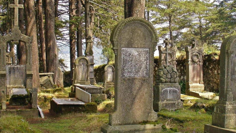 El Cornish Cemetery de Real del Monte