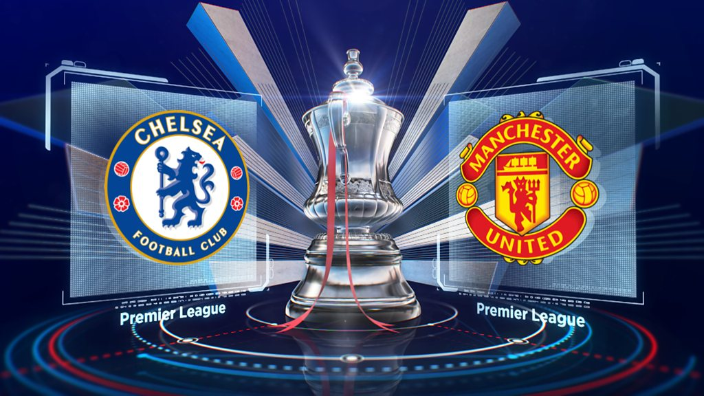 Chelsea 1-0 Man Utd: Eden Hazard's penalty gives Blues FA Cup final win