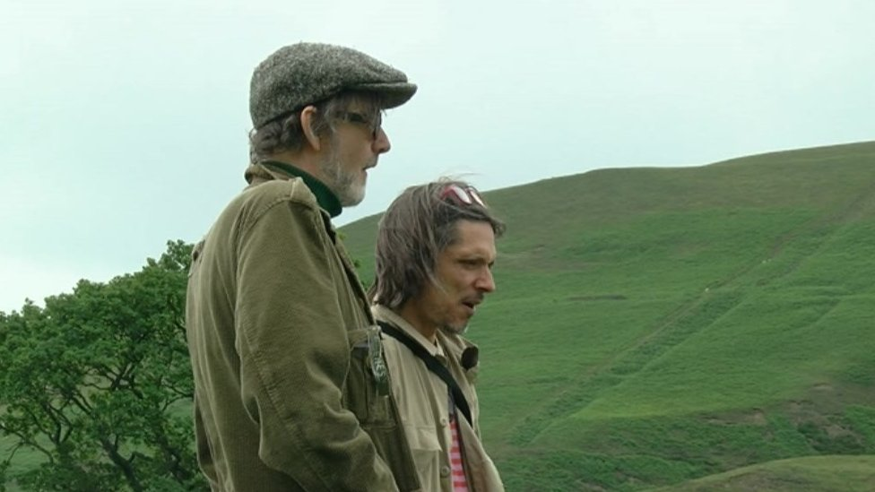 Jarvis Cocker and Jeremy Deller
