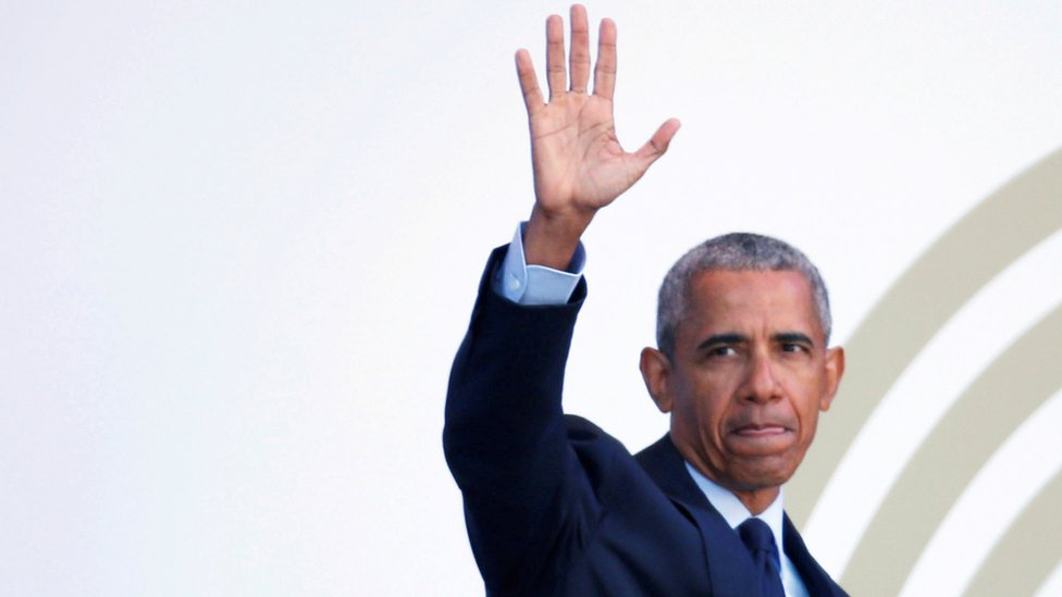 Mandela lecture: Five things Barack Obama said