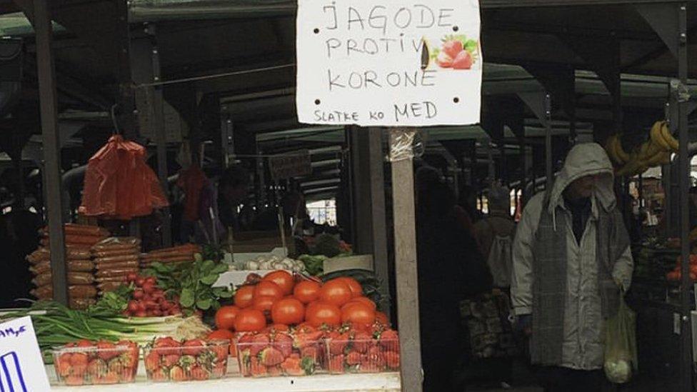 Pijace u Beogradu zatvorene su 30. marta