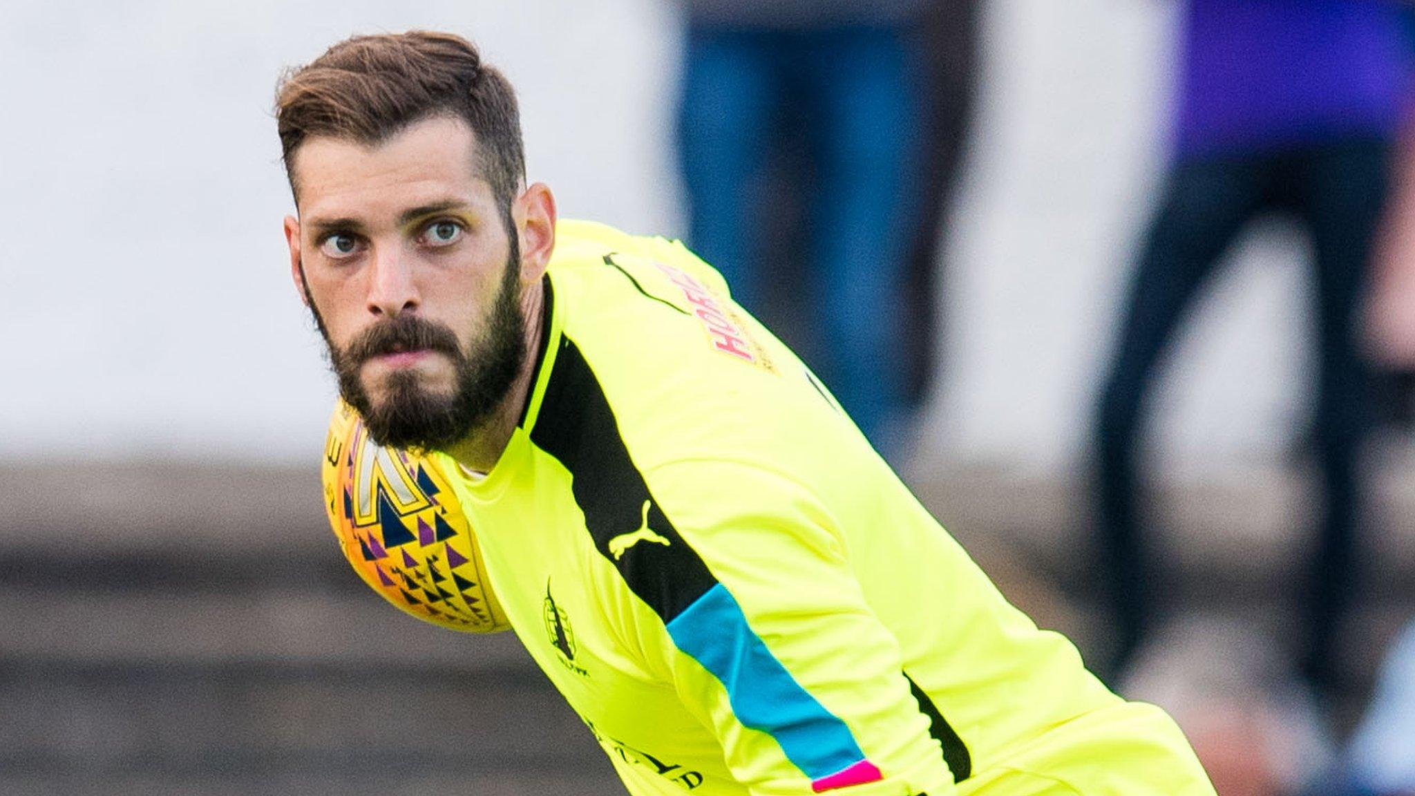 Ayr United 3-2 Falkirk: Fasan own goal gifts Ayr victory