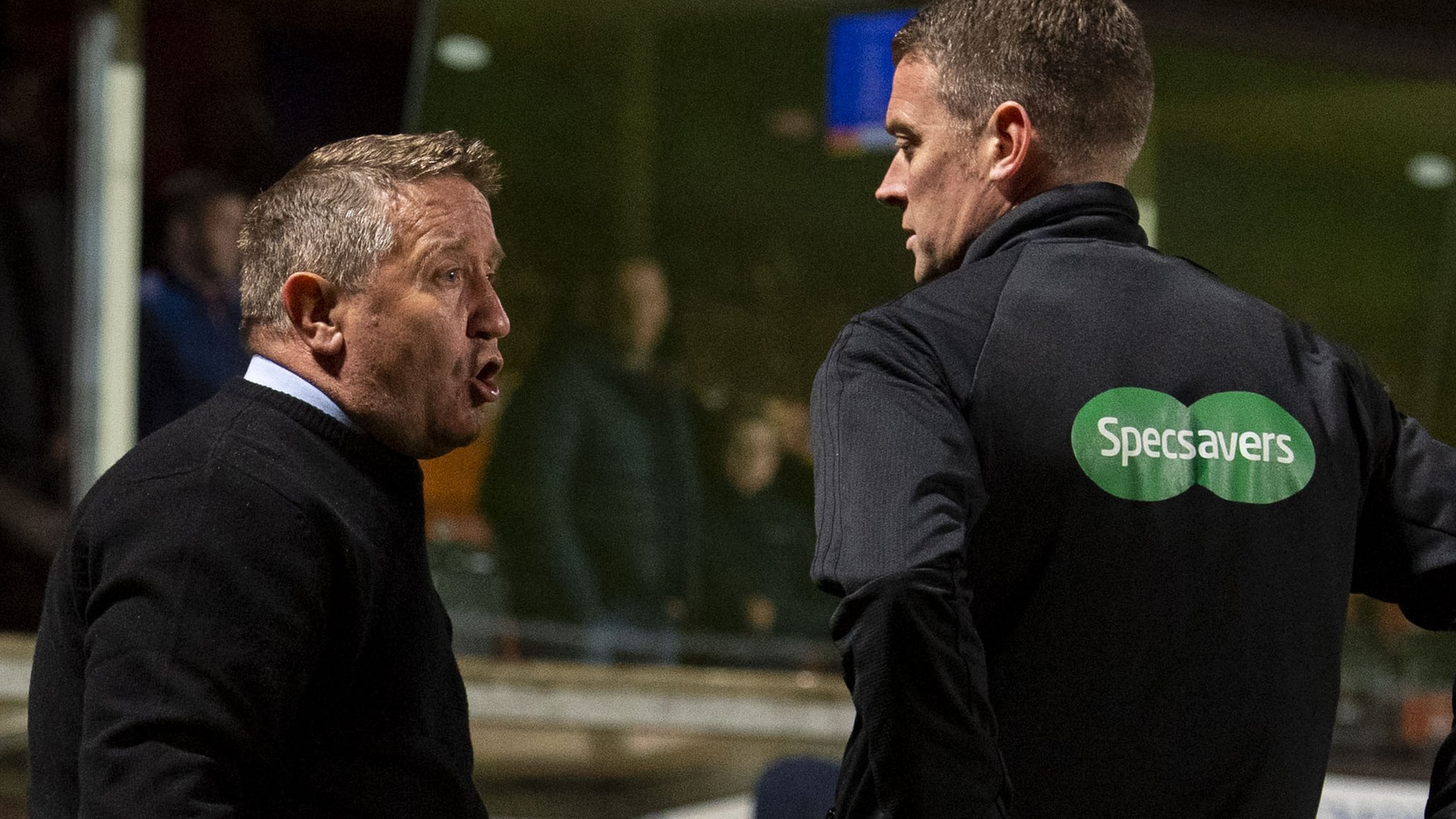 'Arrogant officials are a disgrace' - Robertson enraged after play-off defeat