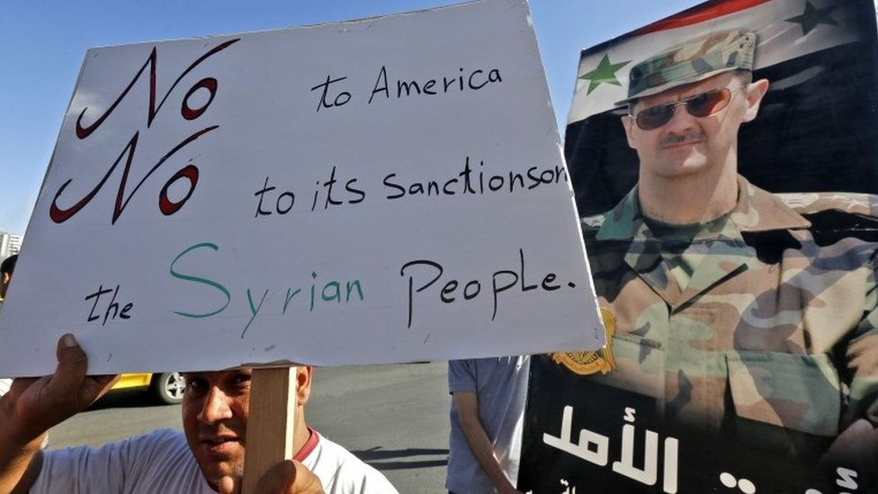 Vlada predsednika Bašara Al Asada za ekonomsku krizu okrivljuje sankcije Zapada