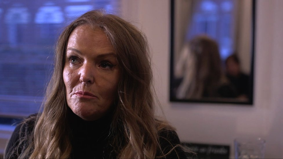 Annie Reilly NO USAR / BBC