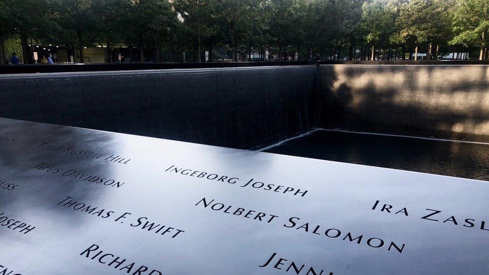 9/11 Memorial - Ingeborg Joseph