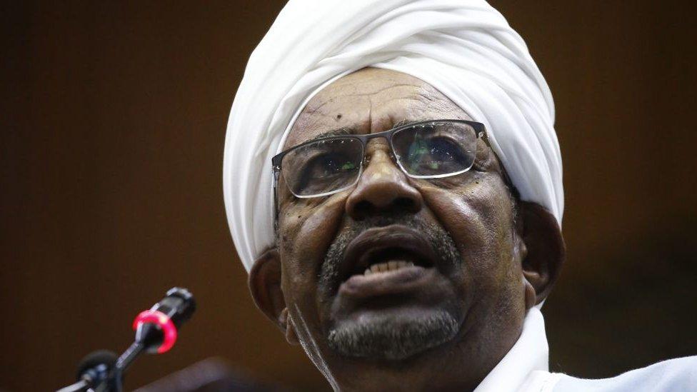 'सूडान के पूर्व राष्ट्रपति को सऊदी अरब से मिले थे लाखों डॉलर'