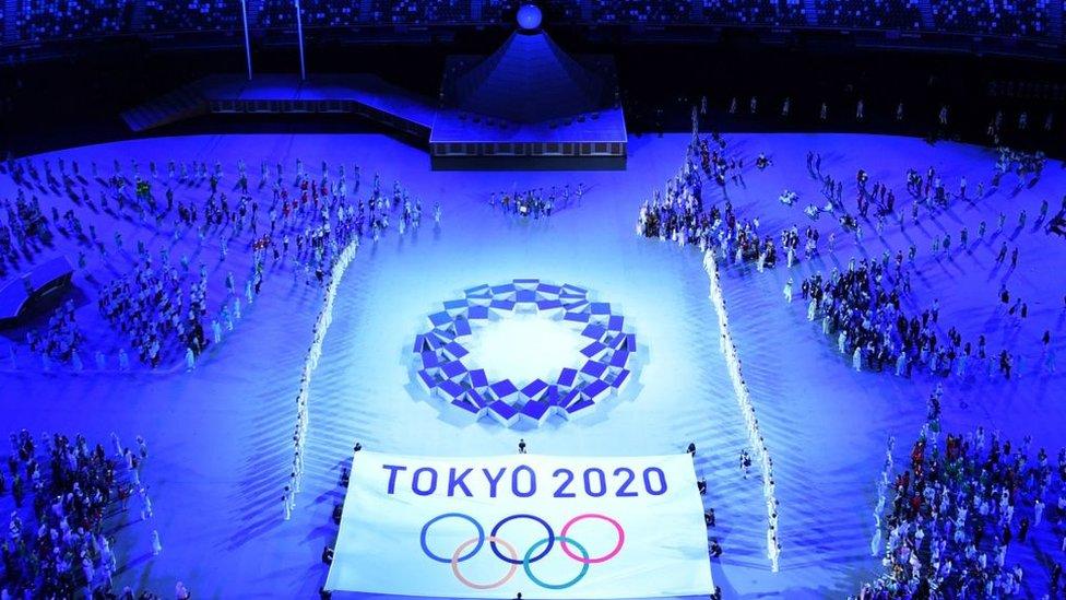 Inauguración de Tokyo 2020