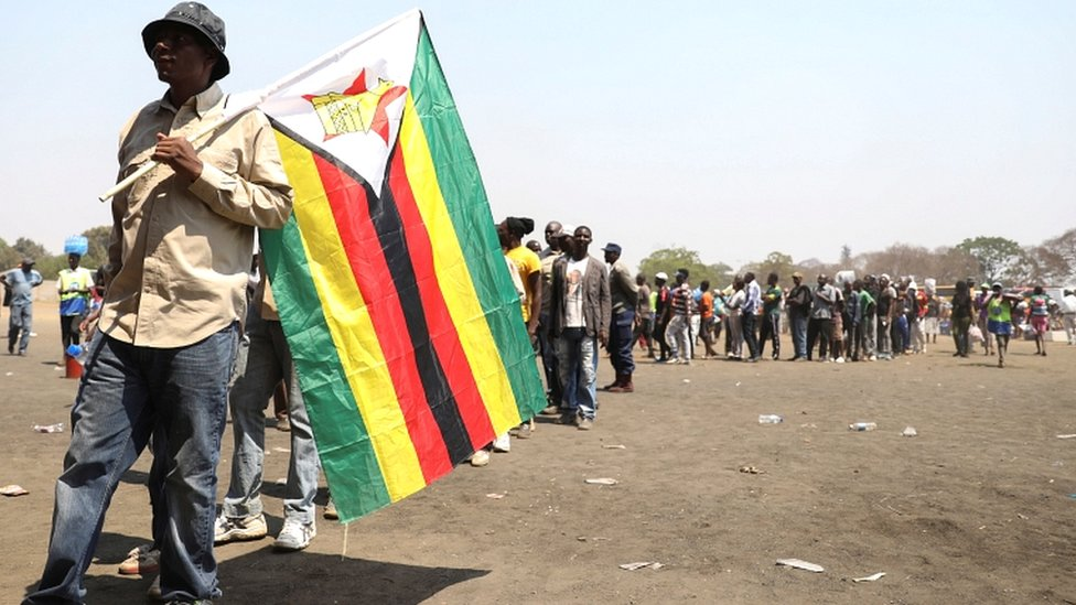 مواطنون من زيمبابوي