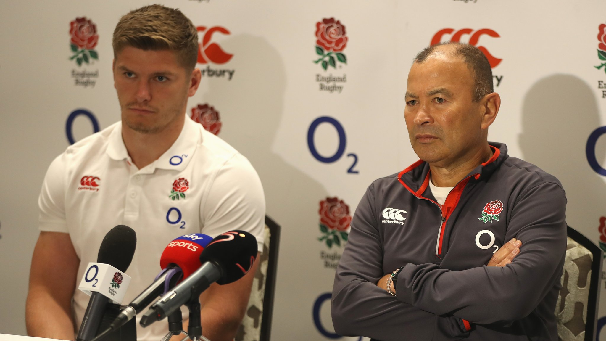 South Africa v England: Everyone knows we are struggling, admits Eddie Jones