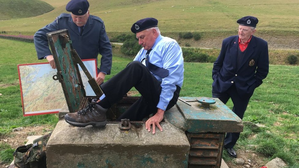 Nuclear war bunker in Moray opened to public for first time
