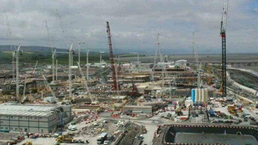 辛克利角核電站