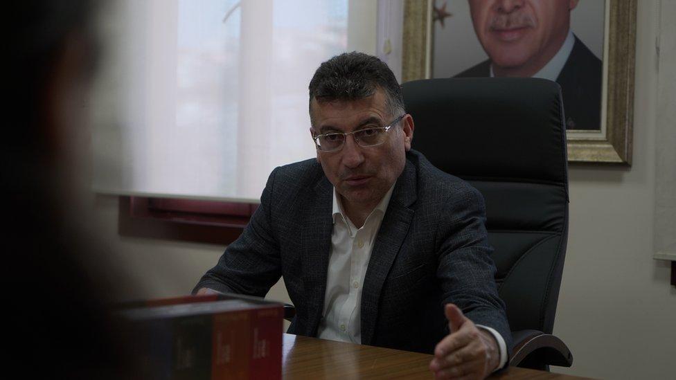 AKP İstanbul Milletvekili Abdullah Güler