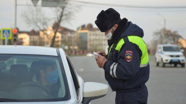 فرضت الشيشان حظر تجول ليلي للحيلولة دون انتشار كوفيد 19