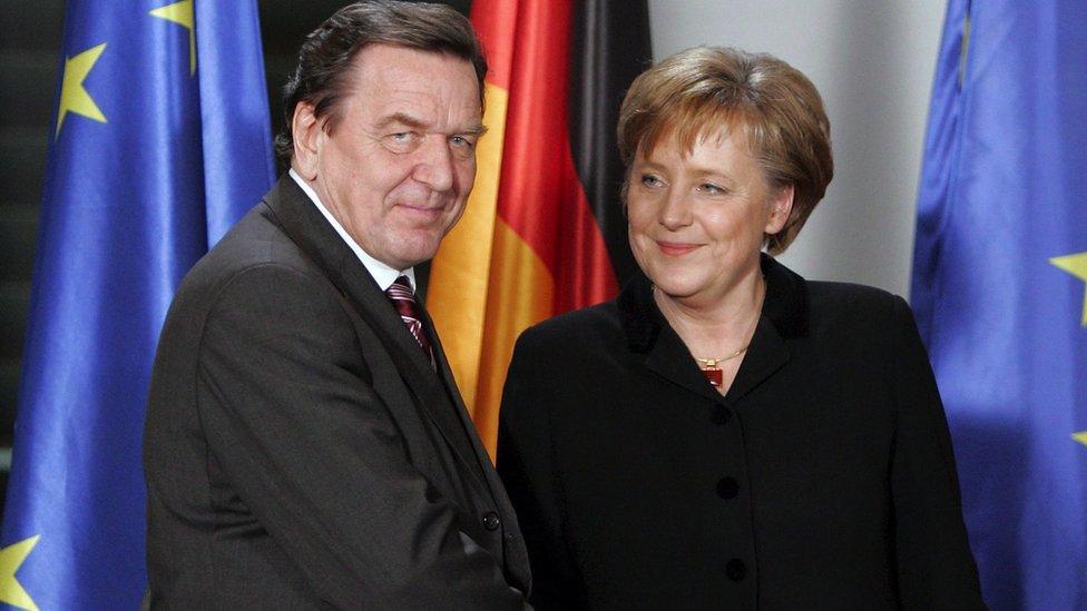 Berlin, novembar 2005.