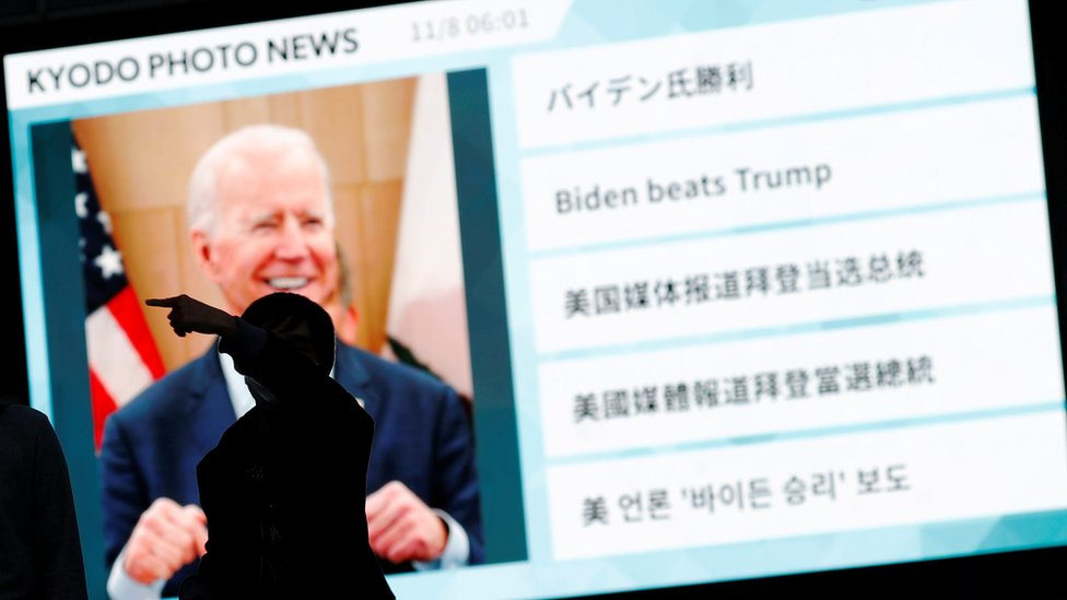 Global Markets Rally As Biden Heads For White House