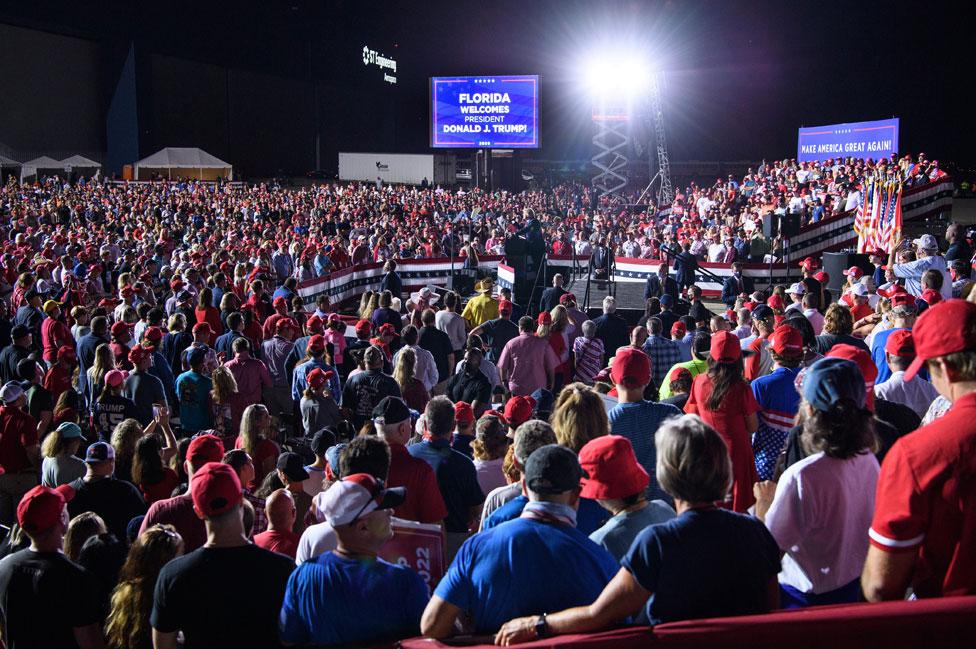 Pensacola rally