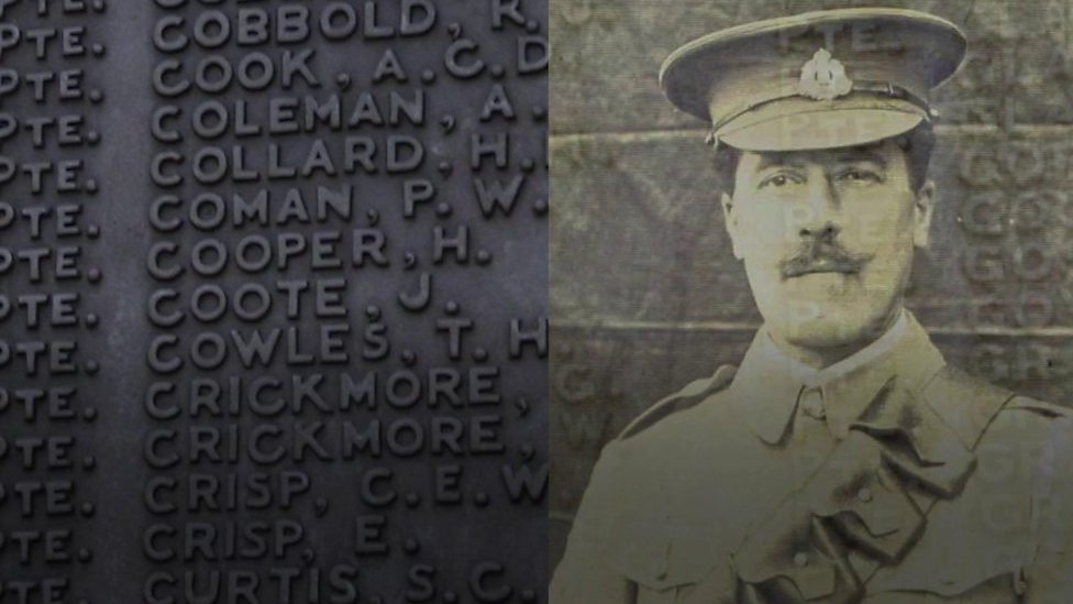 Ipswich War Memorial Project documents entire town's war dead