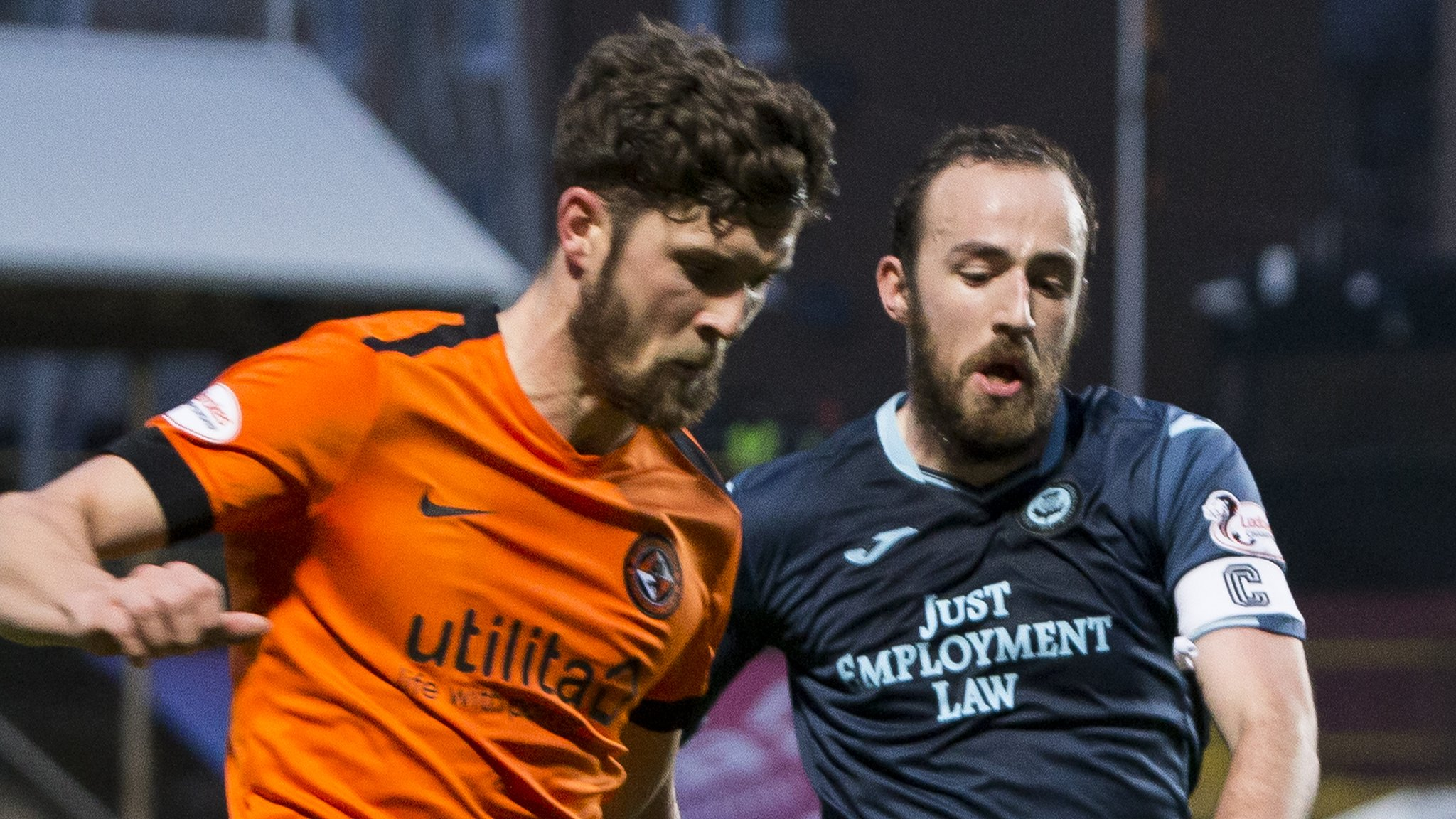 Scottish Cup: BBC Scotland TV to broadcast live Tannadice and Firhill quarter-finals