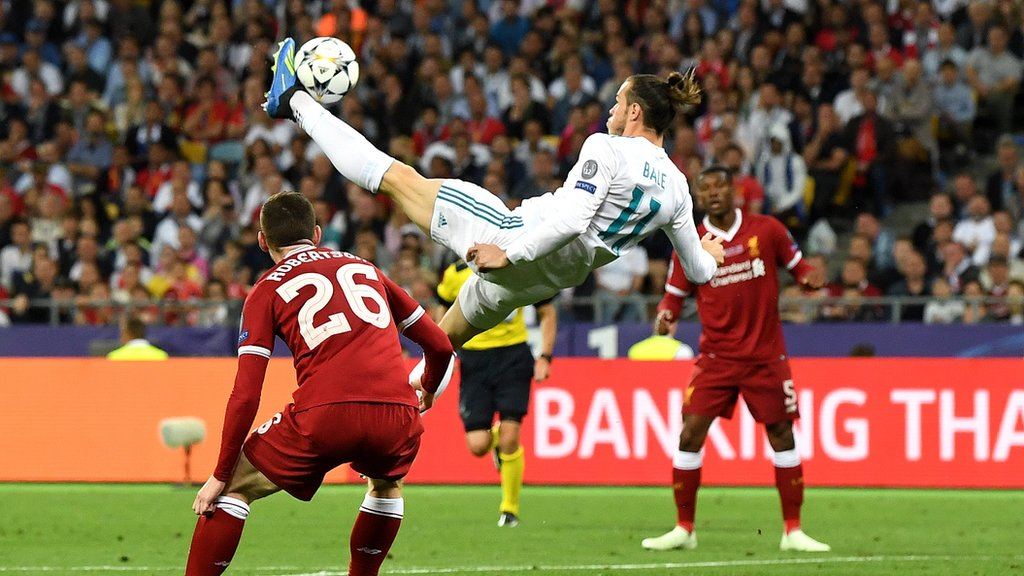 Champions League: How social media reacted to the Real Madrid v Liverpool final