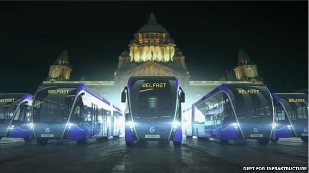 Glider buses