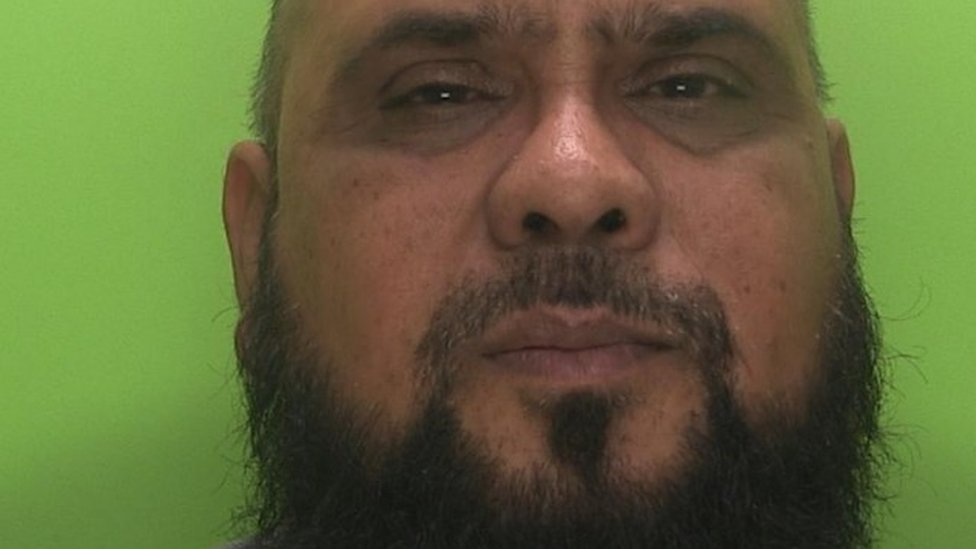 Nottinghamshire imam guilty of sexually assaulting boy