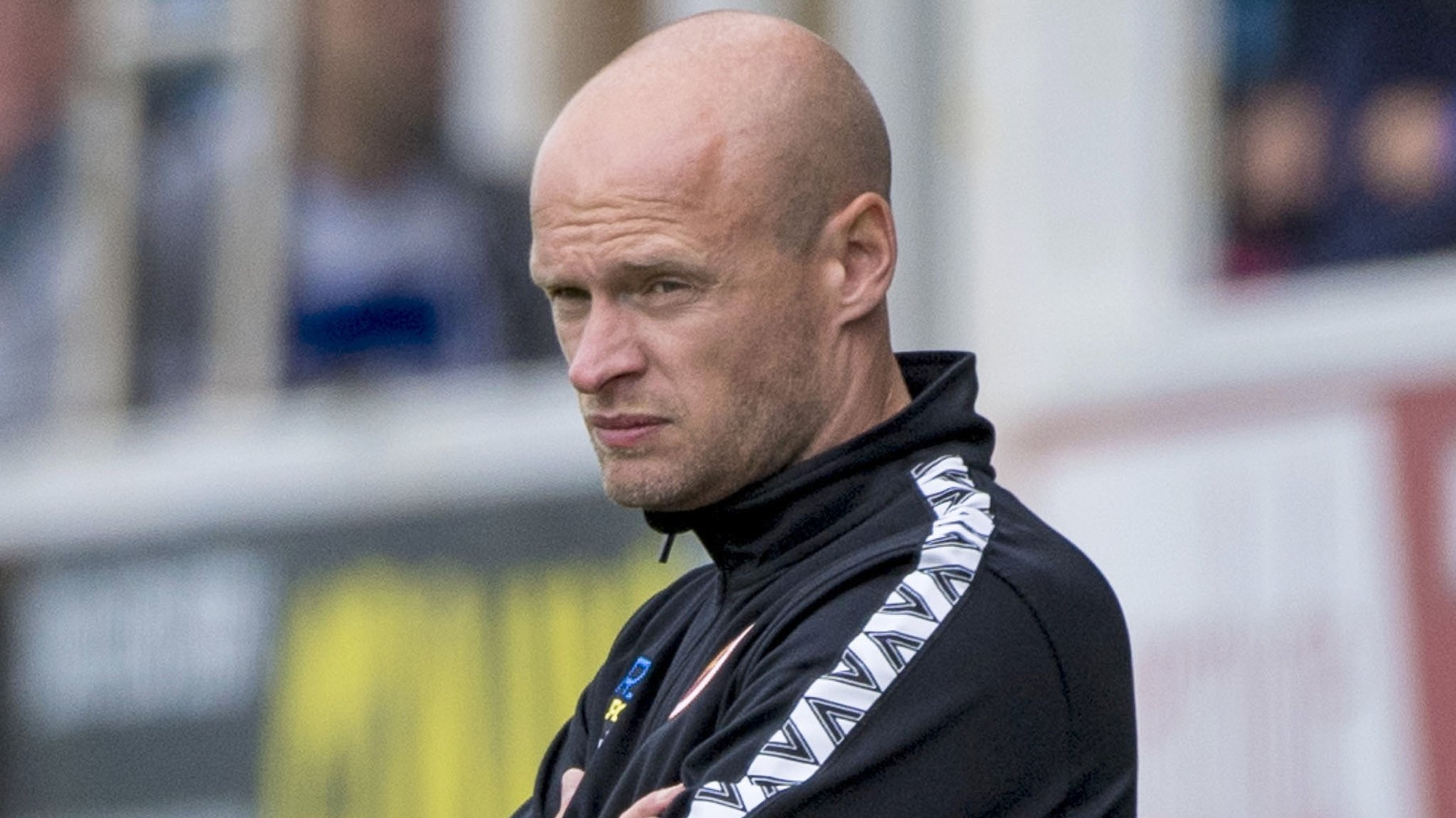 Brown Ferguson: Stenhousemuir 'part company' with manager