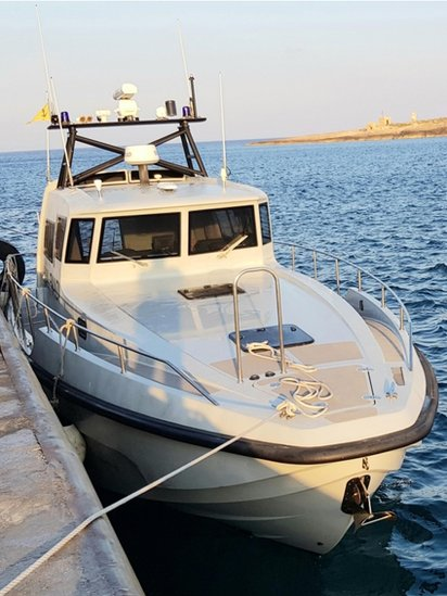Barco Sea Watch 3.
