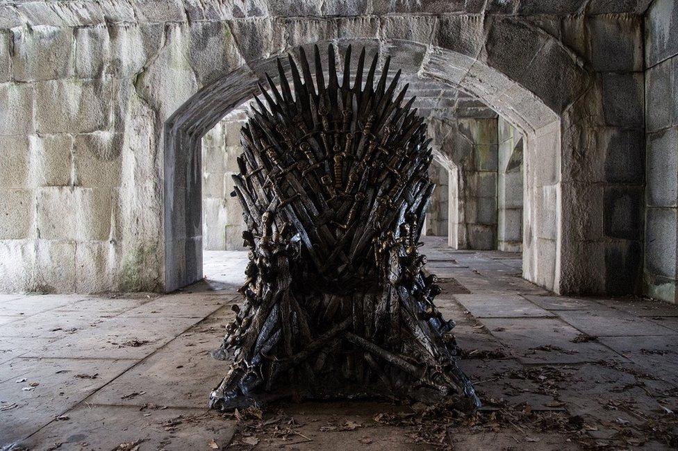 Gvozdeni tron