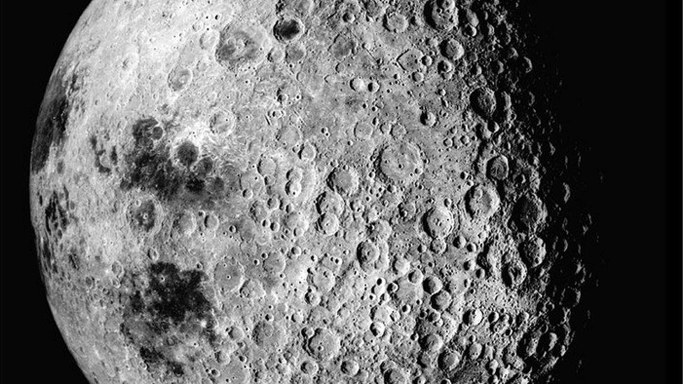 Lunar far side