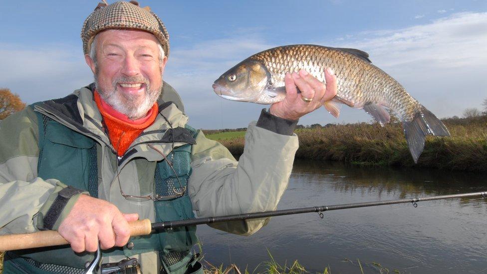 John Wilson: 'Angler supreme' hailed at Norwich Cathedral