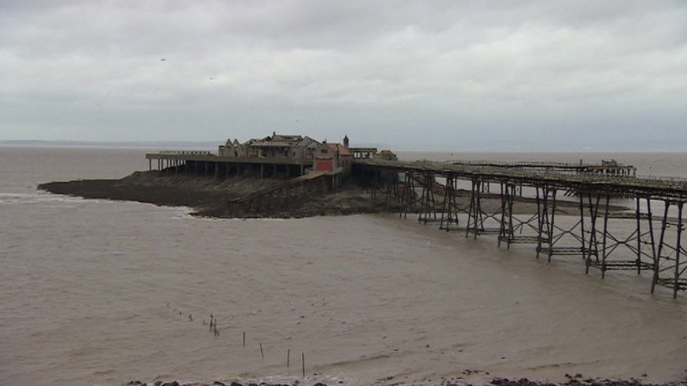 Birnbeck Pier owners to be served repair notice