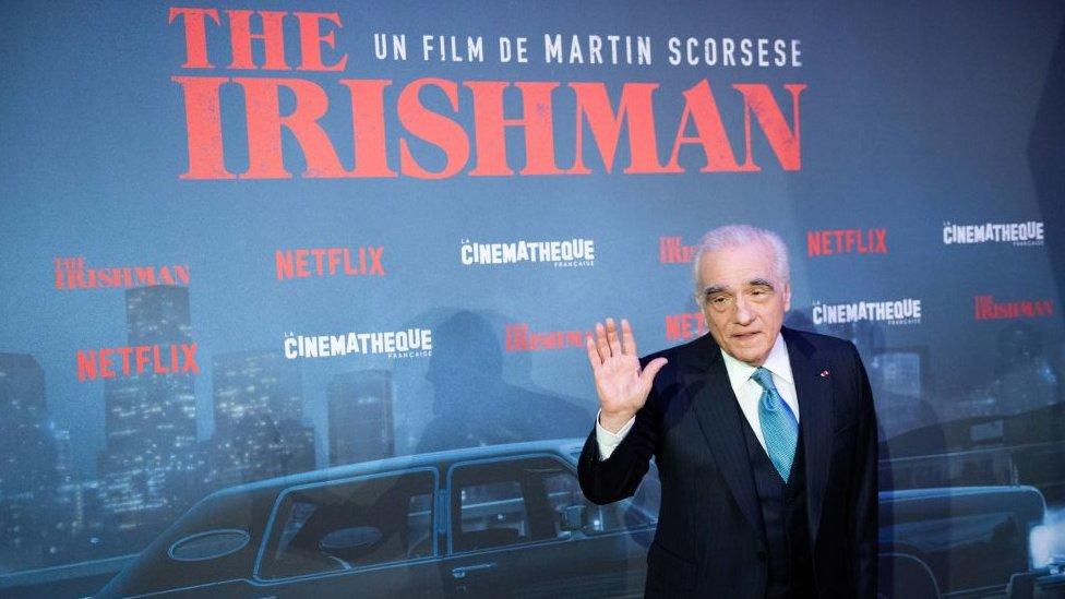 فيلم الأيرلندي للمخرج مارتن سكورسيزي أطول فيلم بين الأفلام المرشحة لأوسكار أفضل فيلم هذا العام