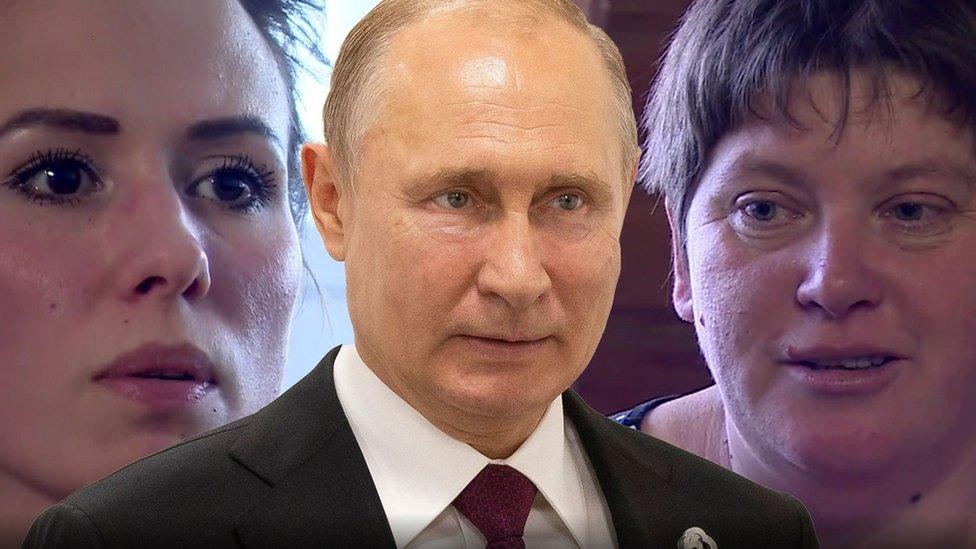 الروس العاديون يلجأون إلى بوتين لحل مشكلاتهم