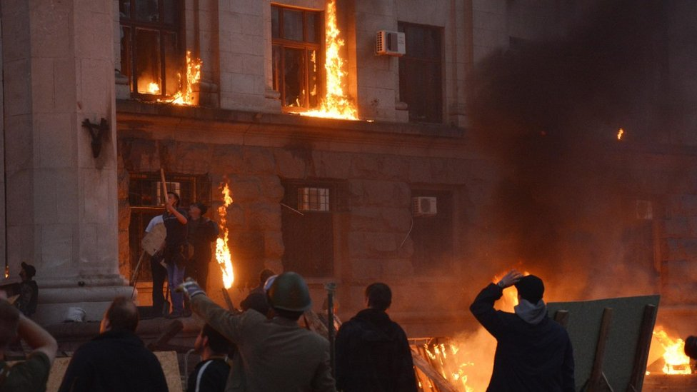 Парубій заявив, що проти нього є справа через події 2 травня в Одесі