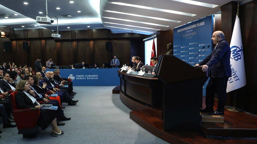 Temmuz ayının sonunda TCMB Başkanı Murat Uysal, enflasyon görünümü raporuna dair sunumunu gerçekleştirdi