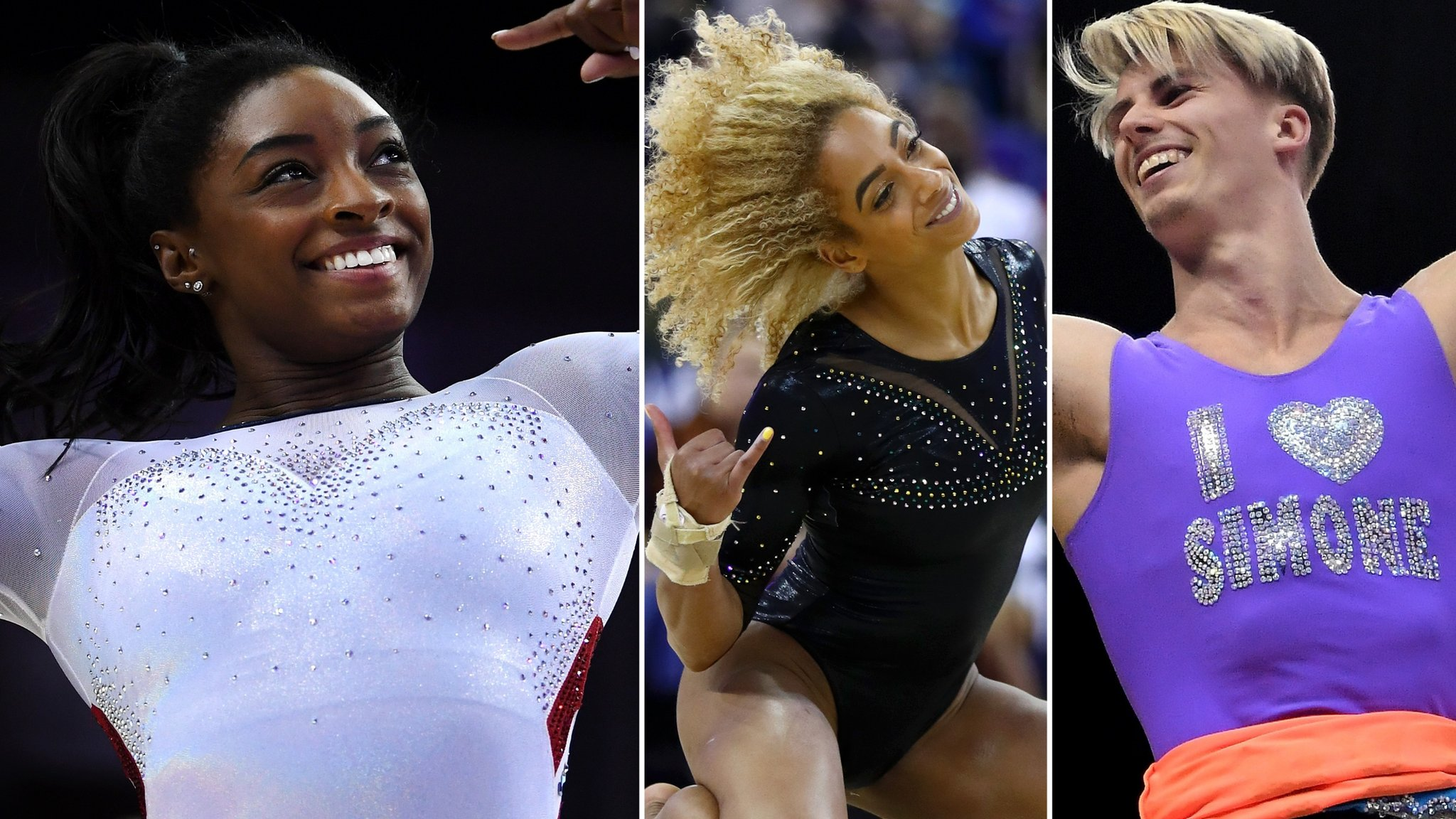 Flossing, funky chicken & a golden buzzer - does elite gymnastics need to be more fun?