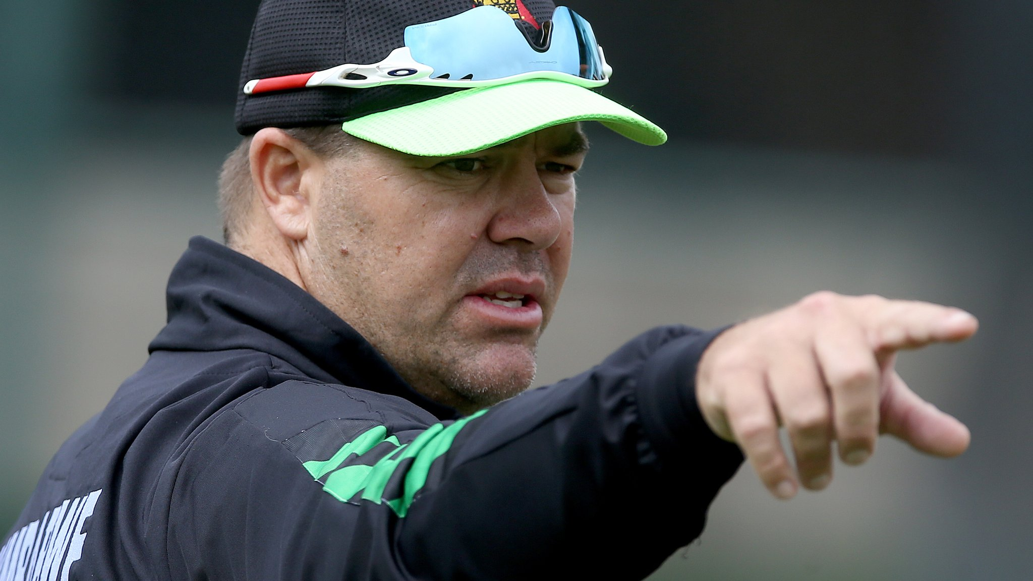 Heath Streak: Ex-Zimbabwe captain & coach to assist Scotland in tri-series