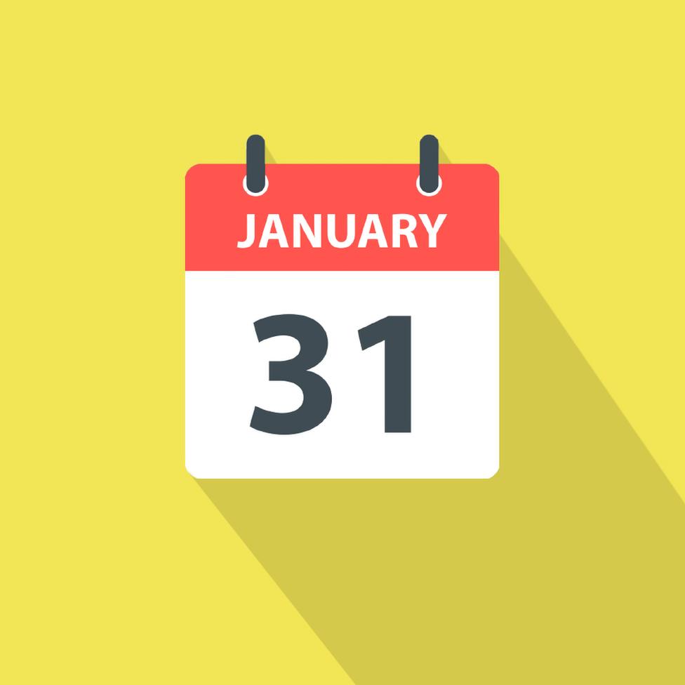 31 January