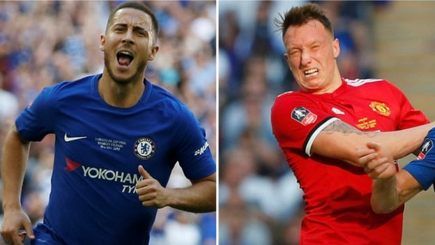 Chelsea v Man Utd: How the players rated at Wembley in FA Cup final