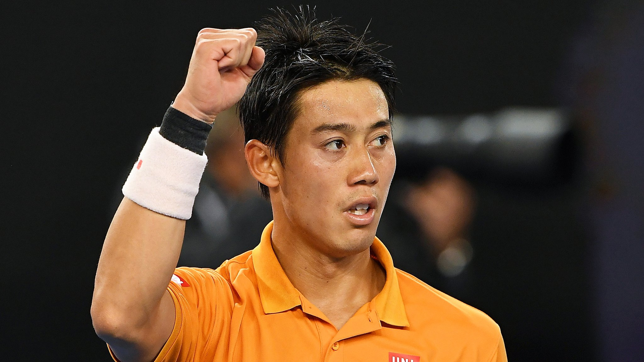 Australian Open: Kei Nishikori through after five-set win over Pablo Carreno Busta