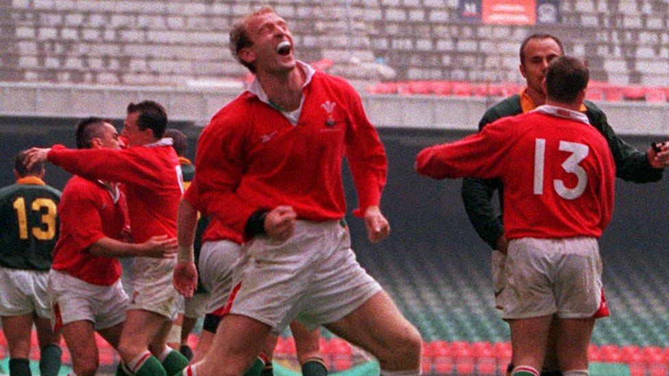 New stadium, new era - recalling the day Wales finally beat South Africa
