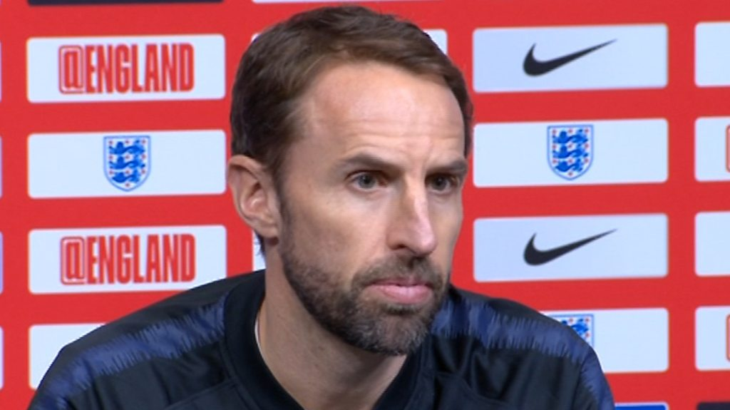 Gareth Southgate: Disappointing that Wayne Rooney has to defend his England inclusion