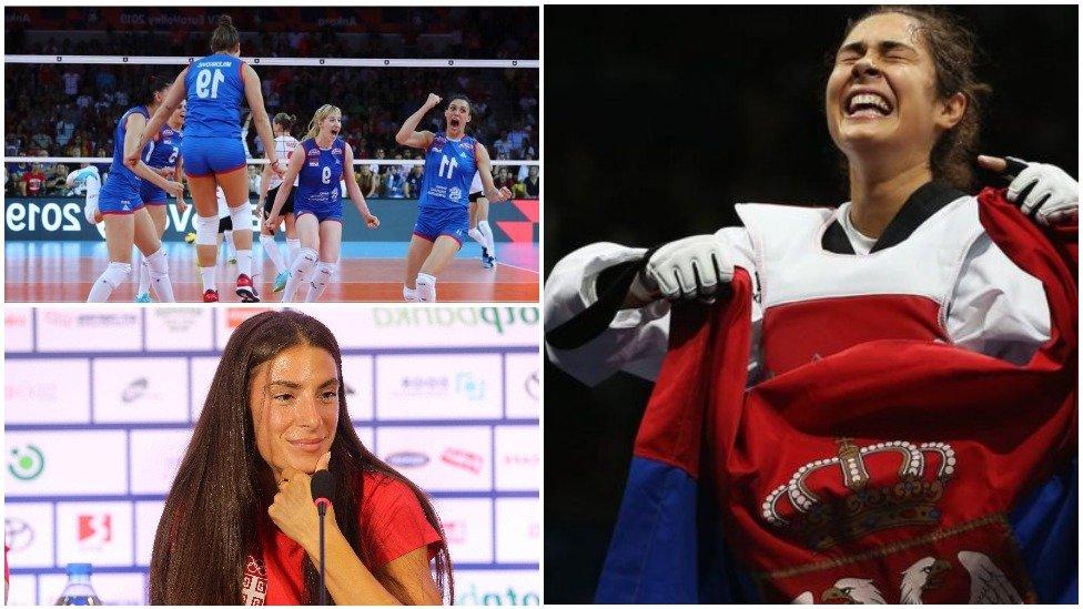 Odbojkašice Srbije, Milica Mandić i Ivana Španović